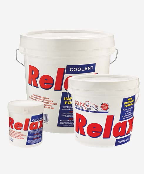 Product Spotlight - Equine Products Relax